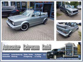 VW Golf I Cabriolet Oldtimer H-Kennzeichen