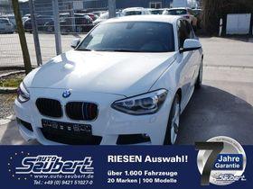 BMW 114d DPF M-SPORTPAKET - ADVANTAGE PAKET PLUS - 18 ZOLL - XENON - PDC - SITZHEIZUNG