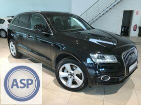 Audi Q5 3.0 TDI quattro 3xS-LINE+NAVI+XENON+SIDE-,FRONT-ASS+AHK+