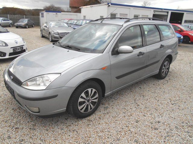 FORD Focus Turnier, TDCi Turbodiesel KAT