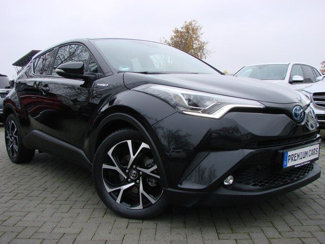 TOYOTA C-HR D Team 1.8 LED Lane assist Kamera TW PDC
