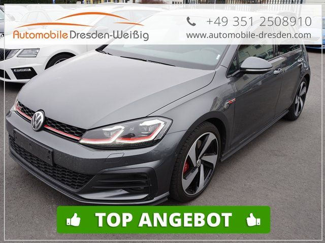 VW Golf GTI 2.0 TSI DSG Performance-Navi-LED