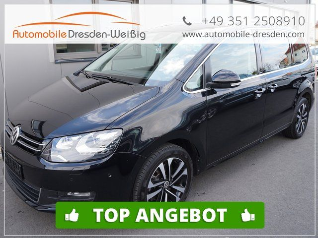 VW Sharan 1.4 TSI DSG IQ.DRIVE-ACC--34% von UPE-