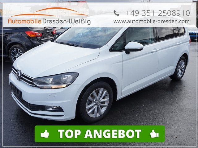 VW Touran 2.0 TDI Comfortline-Pano-beh.Frontscheibe