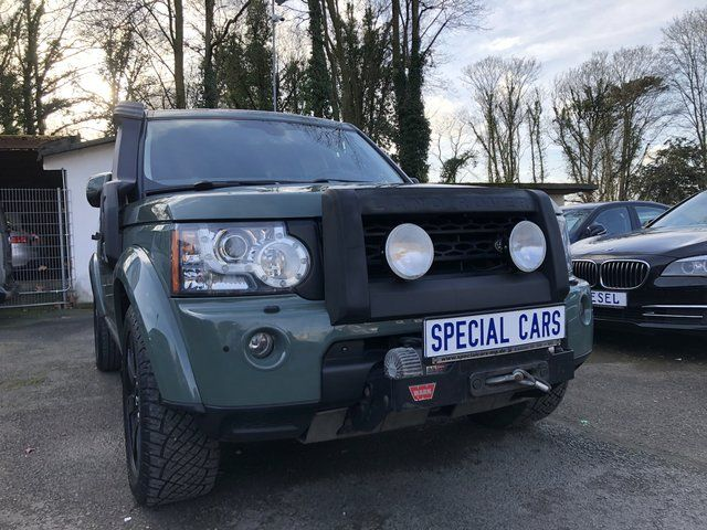 LAND ROVER Discovery IV TDV6 HSE Blaser Individual