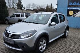 Dacia Sandero1.6 MPI Stepway KLIMA,ALLWETTERREIFEN;ALU
