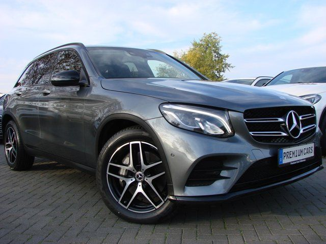 MERCEDES-BENZ GLC 250 d AMG Night-Paket 4M LED Navi SH