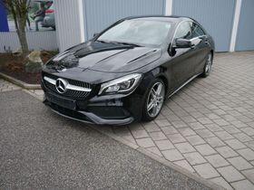 Mercedes-Benz CLA 200 AMG-LINE - 7G-DCT - NAVI - LED-SCHEINWERFER - PARK-ASSISTENT - SITZHEIZUNG - 18 ZOLL