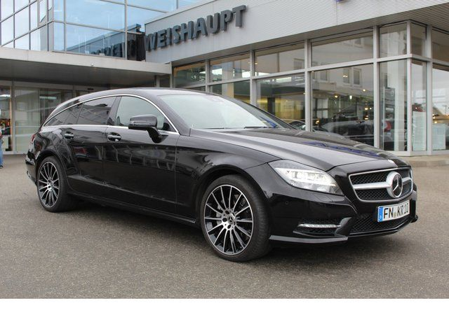 MERCEDES-BENZ CLS 500 Shooting Brake 4Matic-Keyless-Schiebedac