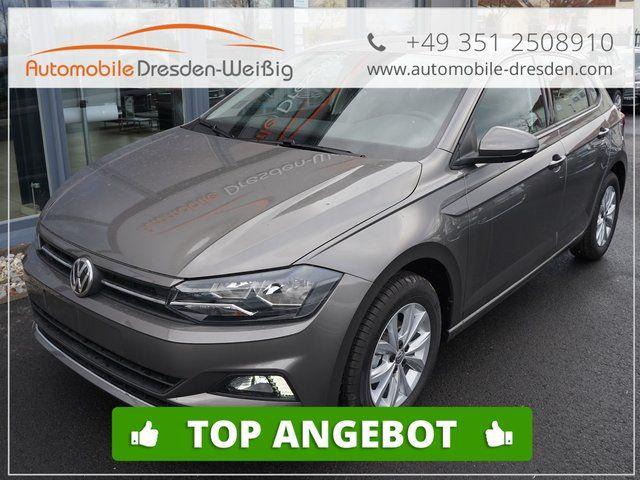VW Polo 1.0 TSI Highline OPF-APP Connect-Sitzh.-