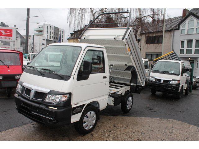 PIAGGIO Porter Kipper 4x4 (Daihatsu Hijet) SOFORT !!!