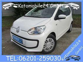 VW up! move up! eco Erdgas CNG BMT EURO 6 Klima Navi ...