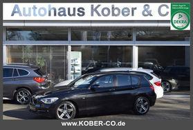 BMW 118d Sport Line Navi Xenon SHZ Nebel Tempomat