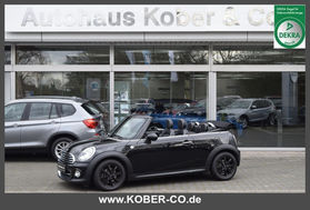 Mini Cooper Cabrio Leder Xenon PDC Garantie