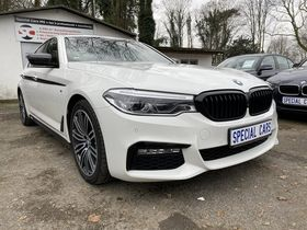 BMW 520d xDrive M Perfomance Paket Display Key