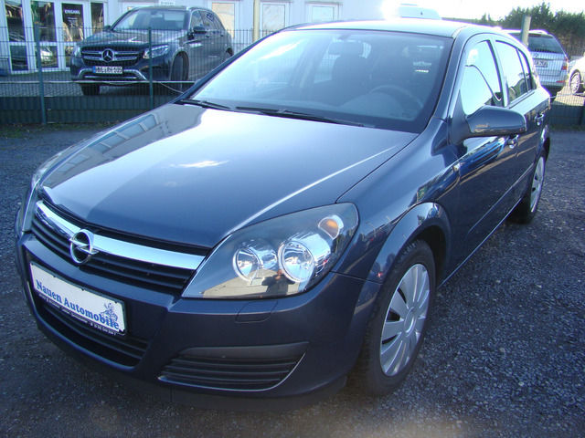 Opel Astra 1.6 Twinport Edition Easytronic+ERST 43TKM