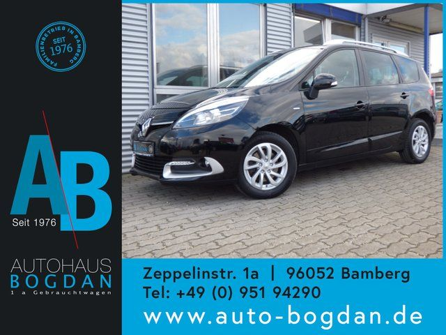 RENAULT Grand Scenic Limited AHK-7-Sitzer-Navi-PDC-Alu-1.Hd