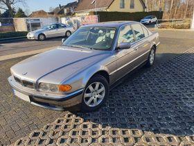 BMW 740i, Leder Xenon Navi eGSD 1.Hd BMW-Scheckheft