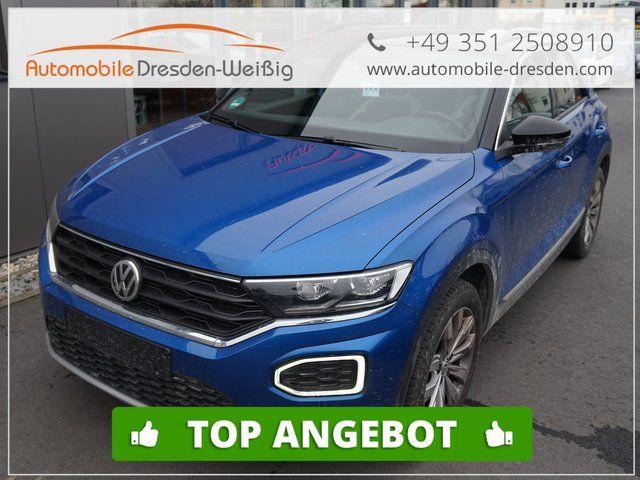 VW T-Roc 1.5 TSI Sport OPF-ActiveInfo-vollLED-Navi-