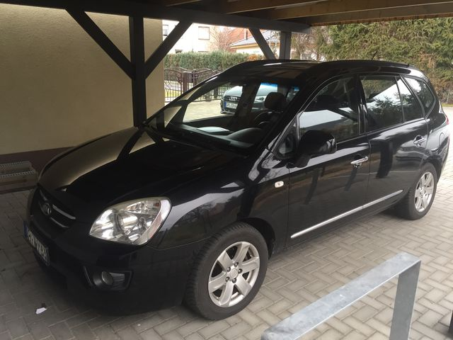 Kia Carens TOP