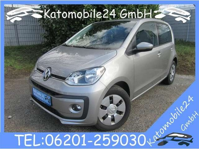 VW up! move EcoFuel CNG Erdgas BMT DAB SHZ NSW 1. Hand...