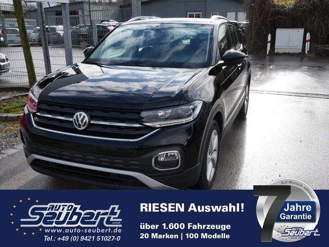 VW T-Cross 1.0 TSI STYLE - ACC - WINTERPAKET - LED - APP-CONNECT-NAVI - PDC - SHZG - 17 ZOLL