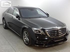 Mercedes-Benz S 400 4M Lang AMG Line+Pano+Fondm.+360°+STH+HUD