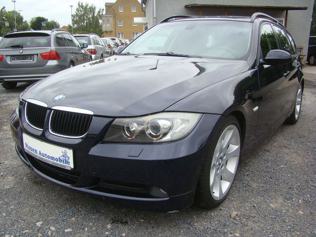BMW 320d touring++GEPFLEGT++TÜV 05-2021++