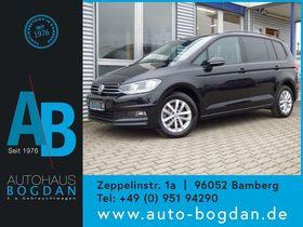 VW Touran Comfortl. BMT 7 Sitzer Navi- FrontAssist-