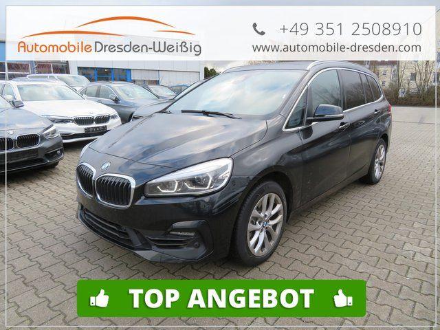 BMW 220 Gran Tourer iA Steptronic-7 Sitze-UPE46.000