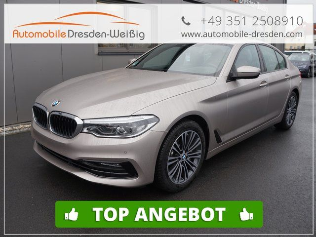 BMW 530 iA Sport Line Individual-UPE 84.000Euro-
