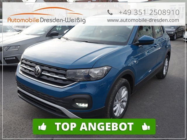 VW T-Cross 1.0 TSI Life-WLTP2-FrontAssist-