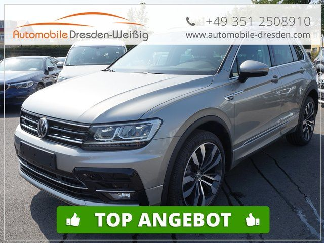 VW Tiguan 2.0 TSI R Line Highline 4Motion-UPE51500Euro
