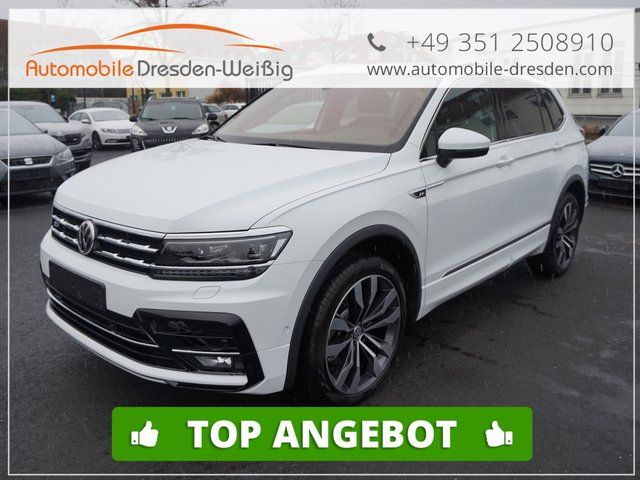 VW Tiguan Allspace 2.0 TDI Highline R Line-UPE 61.000Euro