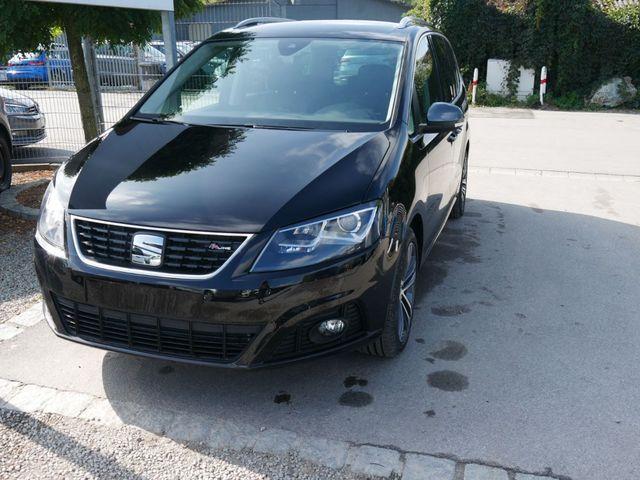 Seat Alhambra 2.0 TDI DPF DSG FR-LINE - 4DRIVE - AHK - ACC - NAVI - XENON - KAMERA - KESSY - 7-SITZER