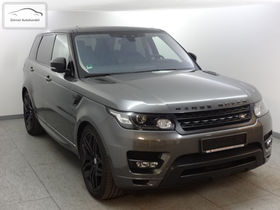 Land Rover Range Rover Sport SDV6 HSE Dynamic+Pano+Stealth