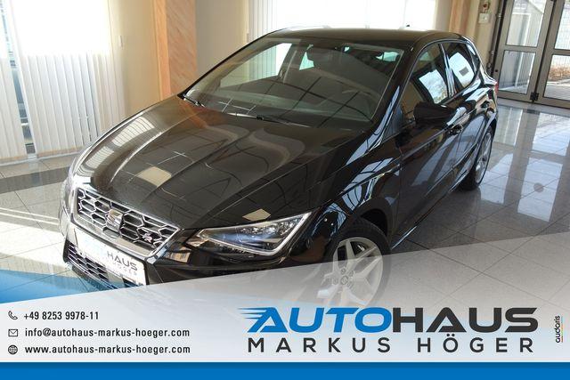 Seat Ibiza 1.0 TSI FR Navi LED SHZ PDC 2x Climatronic