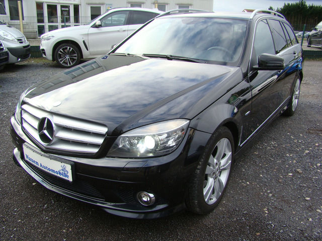 Mercedes-Benz C 250 CGI T BlueEFFICIENCY Automatik AMG PAKET