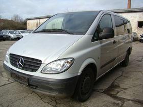 Mercedes-Benz Vito 115 CDI lang Automatik+KLIMA+7 SITZE+PDC+