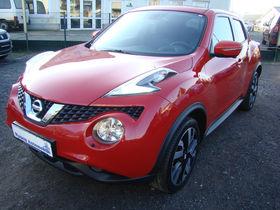 Nissan JUKE 1.6 DIG-T Tekna LEDER+NAVI+360° Cam+XENON+