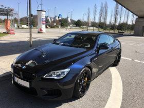 BMW M6 Competition Coupé