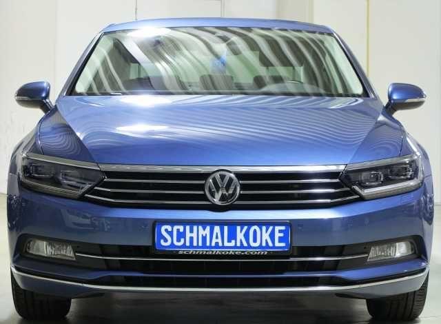VW Passat TDI2.0 BMT HIGHL Navi Climatronic