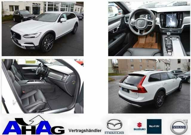 VOLVO V90 Cross Country D4 AWD Geartronic Pro -7 Pakete- -7 Pakete-