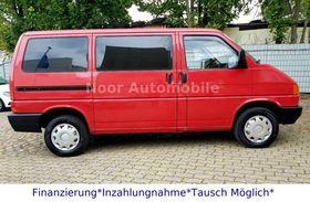 VW T4 Multivan-7-Sitzer-AHK-Neu-Allwetterreifen-