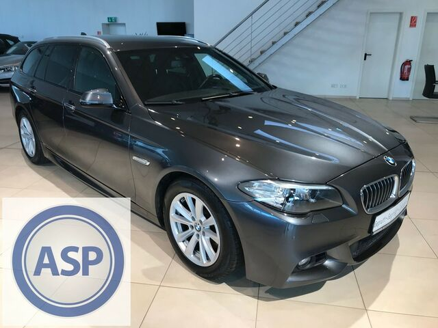 Used Bmw 5 Series 520d