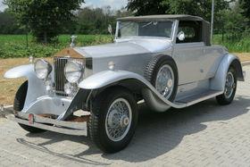 Phantom I Regent Convertible Coupe