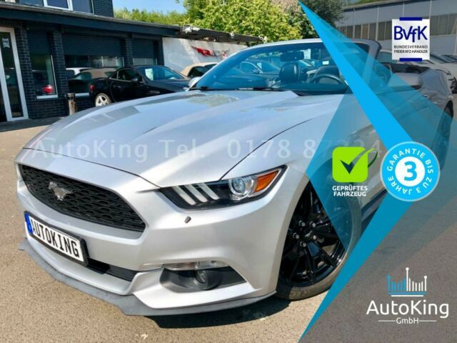 FORD Mustang 2.3 ECO BOOST 50 Year Edition XENON|