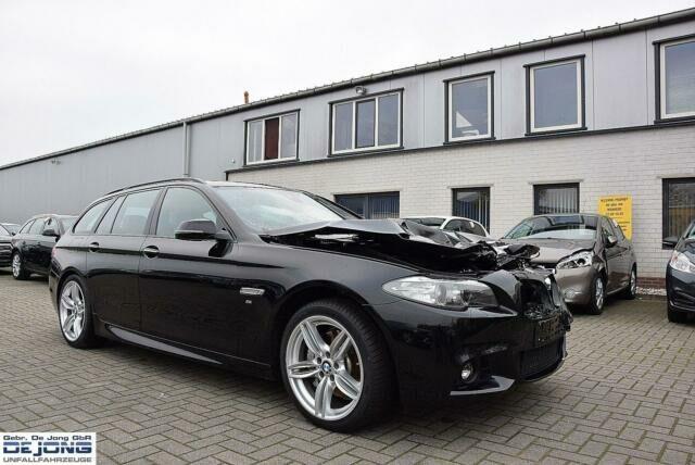 BMW Baureihe 5 Touring 530d xDrive, M Paket
