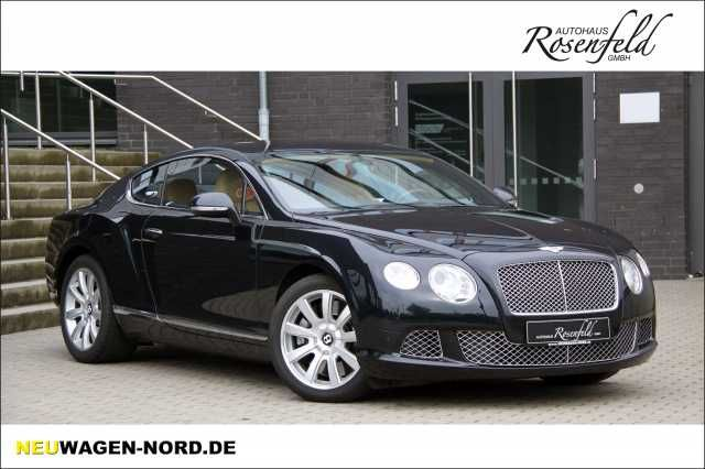 BENTLEY Continental GT V12 Kamera+Keyless+Soundpaket+TOP!!!