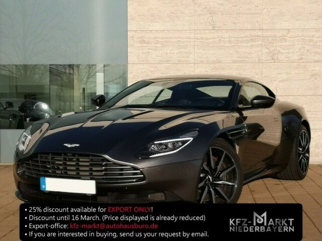 ASTON MARTIN DB11 Coupe Touchtronic Launch Edition